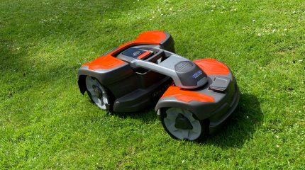 Vanliga frågor om robotgräsklippare
